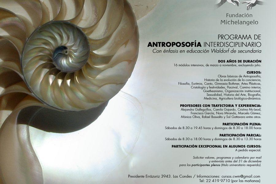 Programa de Antroposofía Interdisciplinario